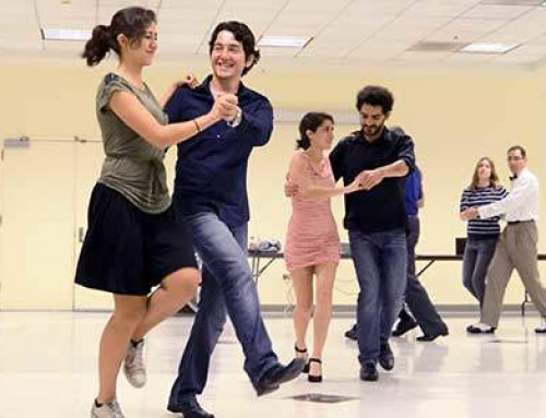 10 Things To Do After Your First Ballroom Dance Class