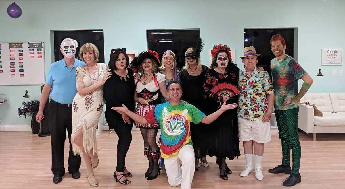 Dance Passion Halloween